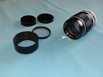Objectif Panagor Auto Tele #692667, 135mm 1:2.8 compatible Canon