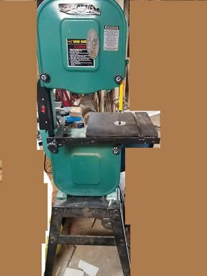 "G0580 Grizzly 14.5"" Bandsaw 1 HP"