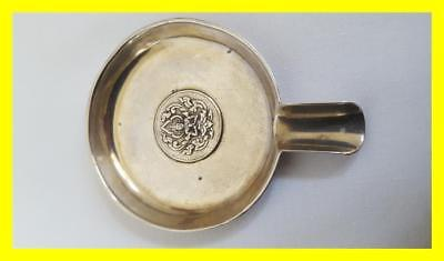 Alex & Co Sterling Silver Ashtray Or Cigarette Rest,siam Interest