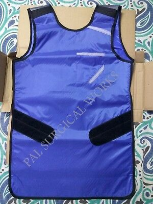 X ray Protective Blue Lead Apron