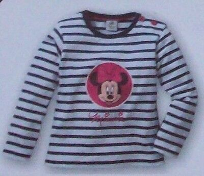 Baby Girls Top Long Sleeve Age 612 Months. Height 74-80 cm.