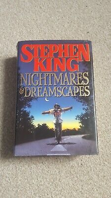 Nightmares and Dreamscapes by Stephen King Viking us first edition