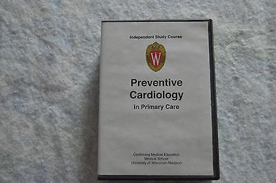 Preventive Cardiology in Primary Care (Independent Study course)