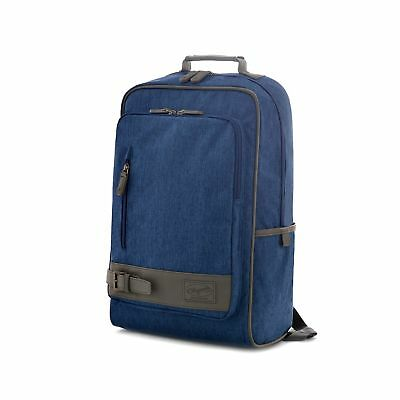 Olympia Apollo 18-Inch Backpack BU Deep Blue One Size