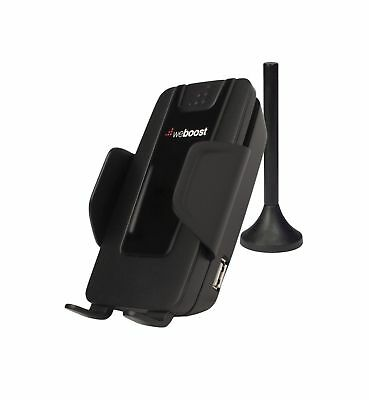 weBoost Drive 4G-S Cell Phone Signal Booster For Vehicle Use - Cradle Easily ...