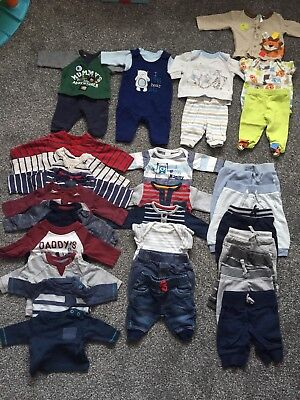 Tiny Baby / First Size Baby Clothing Bundle