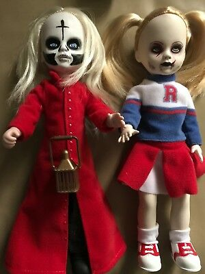 Living Dead Doll Cheerleader And Otis House of 1,000 Corpses Mezco Toyz 2004