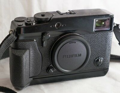 Fujifilm X Series X-Pro1 16.3MP Digital Camera, with Grip, Battery & Charger