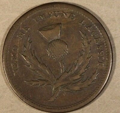 ND Nova Scotia Canada Payable at the Store of J. Brown NICE **FREE US SHIPPING**