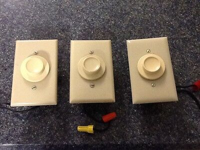 Motor Speed Fan Control Switches ( 3 each)