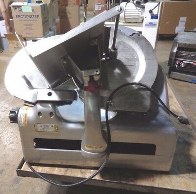 Berkel Commercial Meat Cheese Slicer 919 / 1 Gravity Feed Countertop
