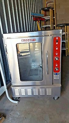 Blodget Convection Oven CTB1 208v Proofer BP-50 120v - Excellent Used Condition