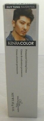 KENRA Professional GUY TANG FAVORITES Permanent Hair Color Cream ~ 3 oz / 85 g!!