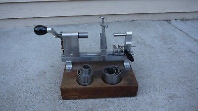 clock makers spring wider tool by Ollie baker quality set