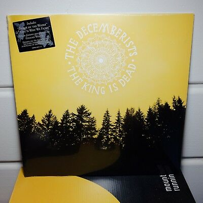 The Decemberists The King is Dead Vinyl
