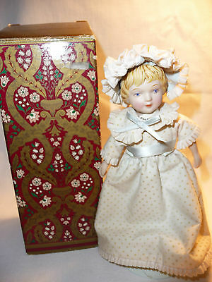 Vintage Avon Porcelain Doll with Box