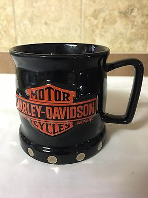 Harley Davidson Coffee Mug collectable