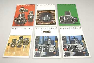 Hasselblad A5 Product Catalogues. Graded: EXC+ [#6534]