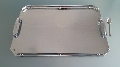 Art Deco Ranleigh Tray In Excelent Condition. Just Take A Look At This.