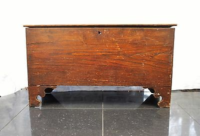 18th Century Elm Coffer - Sideboard - Blanket Box - Antique - Lovely Original