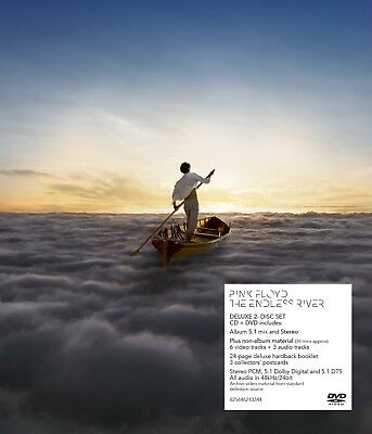 Pink Floyd - The Endless River  Cd + Dvd New+