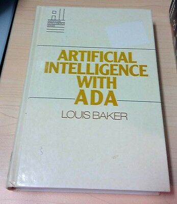 Artificial Intelligence With Ada (A.i.)