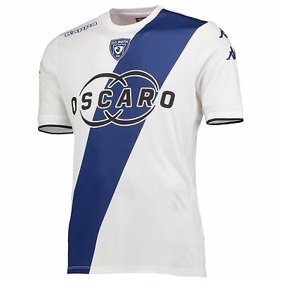 Bastia Football Away Shirt 2017 18 Mens Kappa