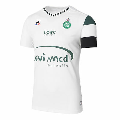 St Etienne Football Third Shirt 2017 18 Mens Le Coq Sportif