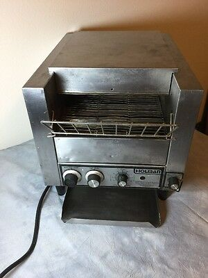Holman Commercial Conveyor Toaster Stainless Steel Oven Countertop Cooking  T710