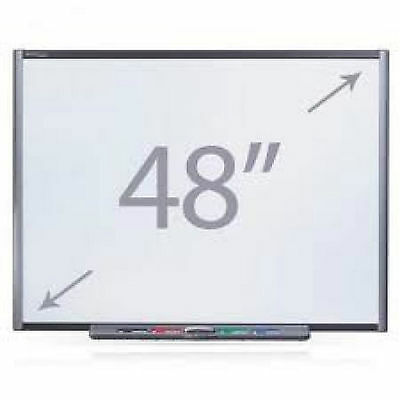 "Smart Board SB640 48"" diagonal Interactive White Board NEW"