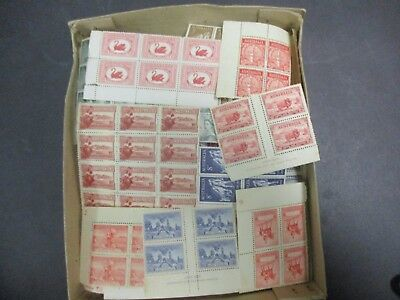ESTATE: Pre decimal mint blocks - excellent mix of issues - Heaps (2016)