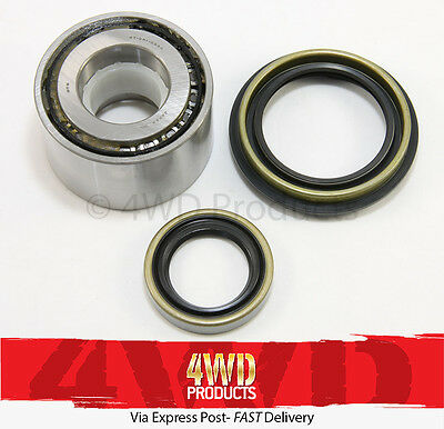 Rear Wheel Bearing kit [PREMIUM] - for Nissan Patrol GQ GU (88+) Maverick(88-94)