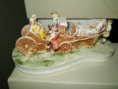Sebastian Miniatures / Colonial Carriage  #6215
