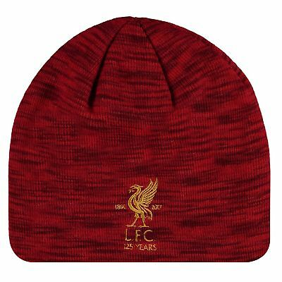 Liverpool Beanie Red Pepper Mens new balance
