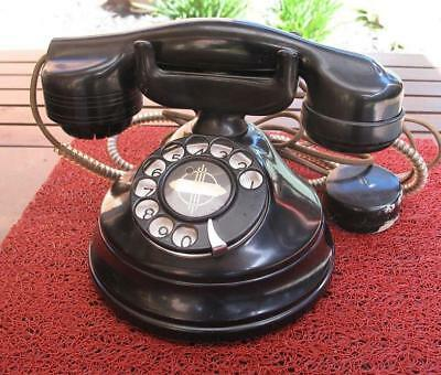 Vintage Automatic Electric Model 32 Table Phone. c.1920's