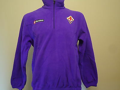 Fiorentina Official Licensed Fleece Jumper Xl Boys New