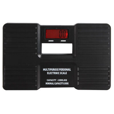 3X(Multipurpose Digital Portable Body Health Weight Measuring Electronic Scale P