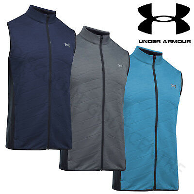 Under Armour Men's 2017 Reactor Hybrid Golf Vest/Gillet