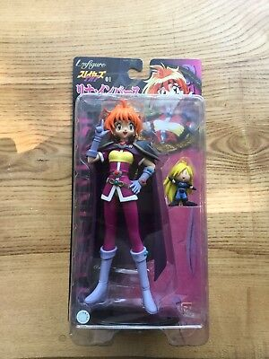 Slayers Try Lina Inverse LM figure BANDAI New in Package Anime