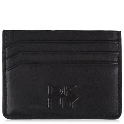 DKNY Mens Leather Card Holders RRP tag of £25 each brand new.