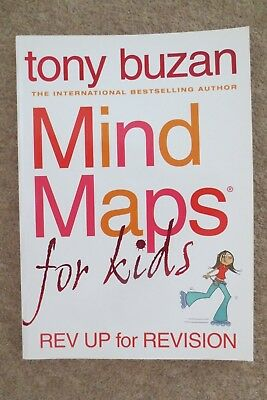 Mind Maps For Kids, Rev Up For Revision By Tony Buzan