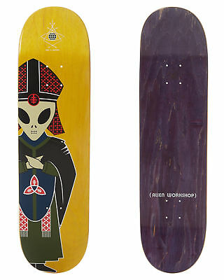 New Alien Workshop Mystery School Scholar 8 38 Inch Deck