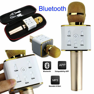 Perfect Tool For Party Game Friend Karaoke Bluetooth Mic