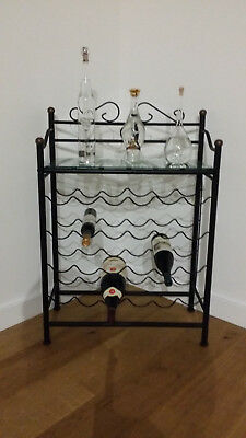 24 Bottle display Wine Rack