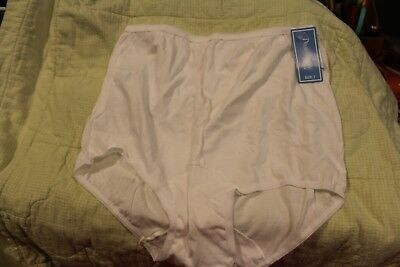Womens Size 7 White  Dixie Belle Panties 6 Brand New Pairs Us Seller