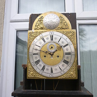 yorkshire longcase clockd and there makers