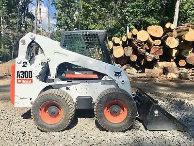 2009 Bobcat A300 Skid Steer