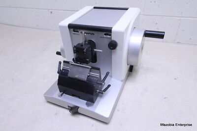 Tbs Triangle Biomedical Sciences Olympus  Cut4060 Microtome