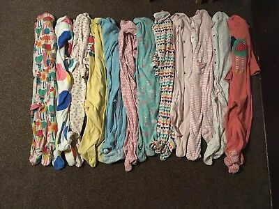 12x Next Baby grows 12-18 Months