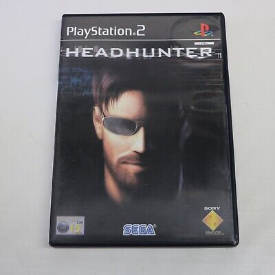 Headhunter - Sony Playstation 2 Ps2 Pstwo Game - New